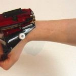 Semi-Automatic Wrist-Mounted Crossbow