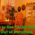 How to Get Yucky Smells Out of Furniture