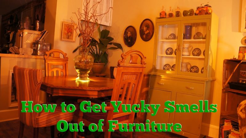 How To Get Smells Out Of Furniture Info You Should Know