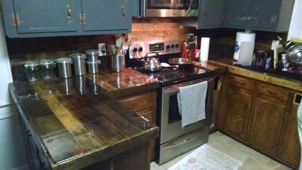Pallet Countertops Amp Backsplash Info You Should Know