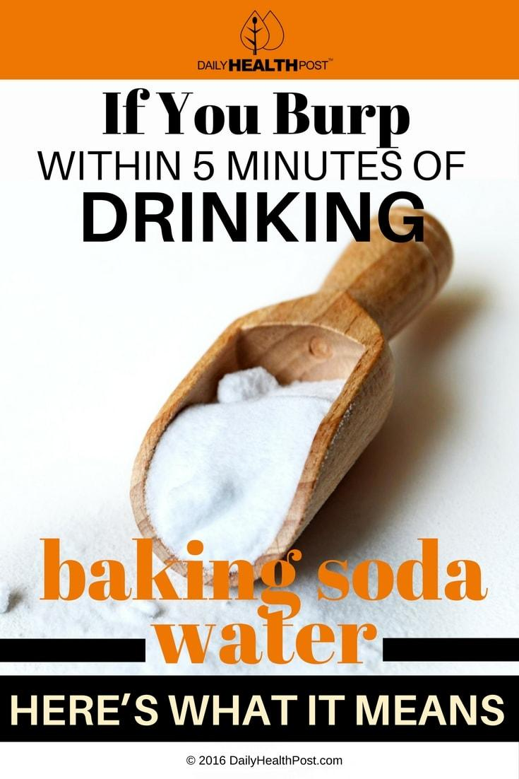 how to test your stomach acid and other baking soda