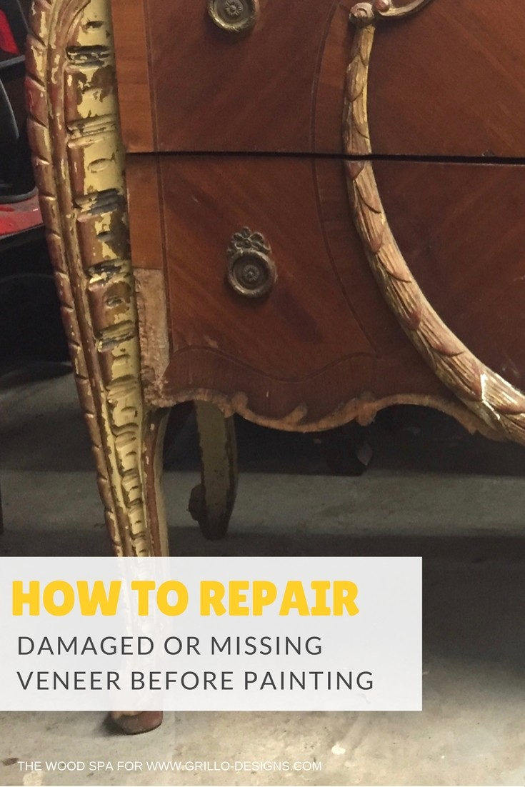 How To Repair Damaged Veneer Before Painting Furniture — Info You Should  Know - How To Repair Damaged Veneer Before Painting Furniture — Info You