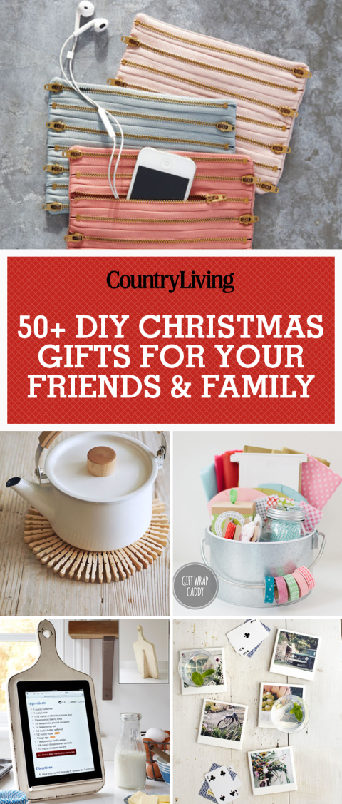 58 DIY Homemade Christmas Gifts — Info You Should Know